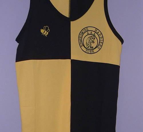 NEW SUPPLY OF CLUB VESTS
