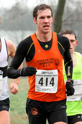 Brass Monkey 2014 Results York Knavesmire Harriers