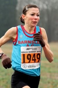 1st Lady Jilly Woodthorpe - Barnsley AC - 01h15m58s