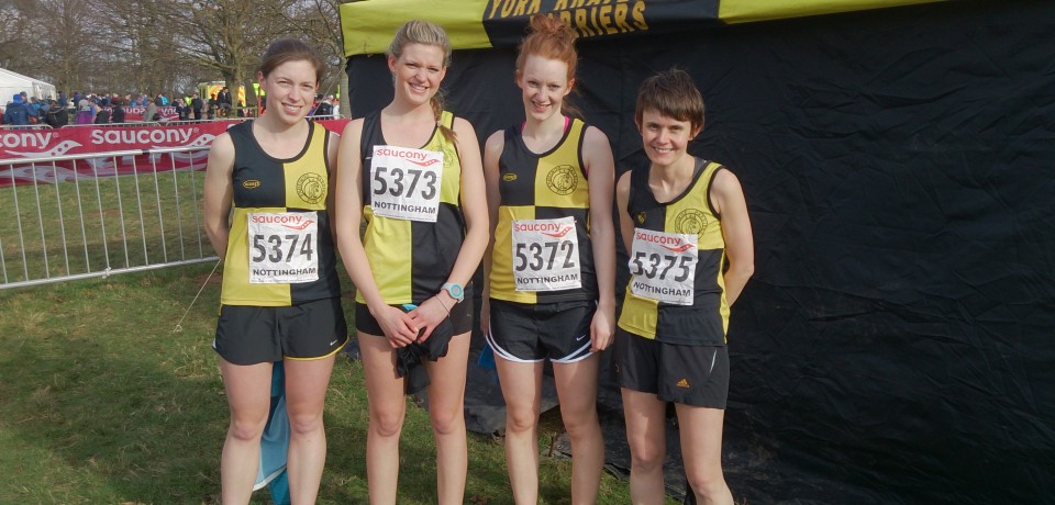 2014 National Cross Country Championships – report
