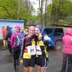 Anwen Darlington and Cassie Holmes