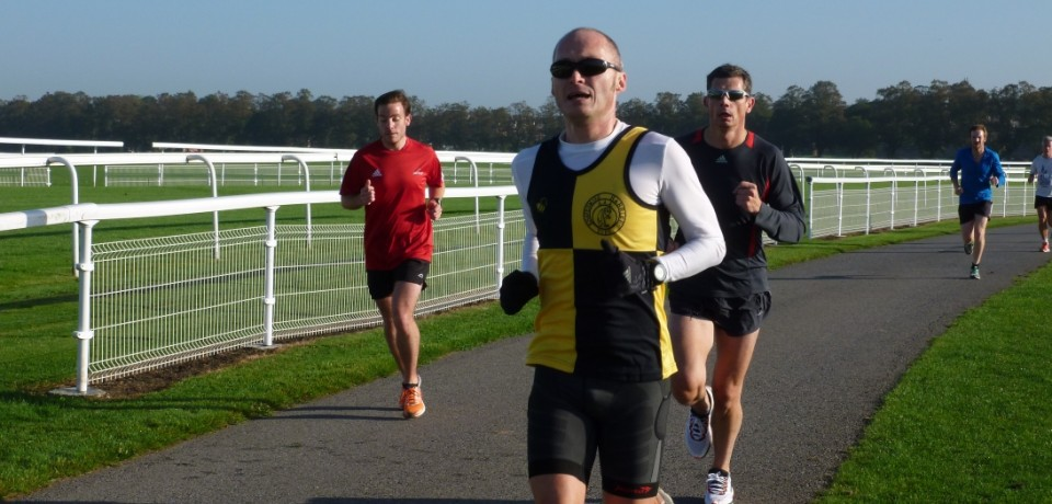 YKH parkrun Showdown Results