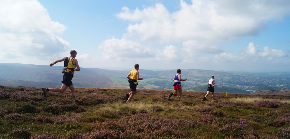 Shelf Moor Fell Race Report