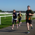 parkrun showdown 4