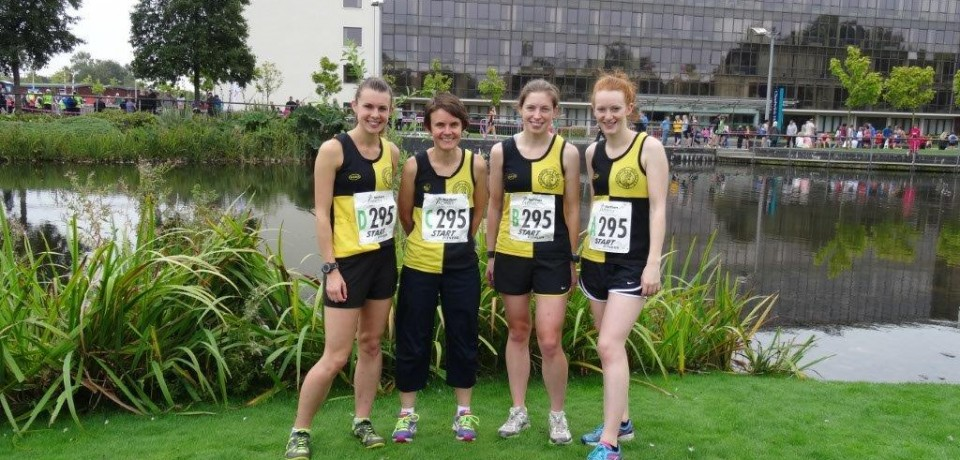 Northern Road Relays Report