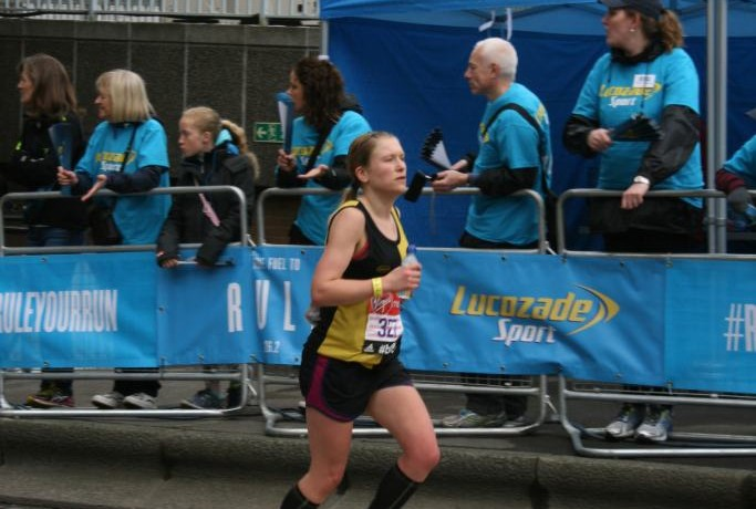 Harriers in Action at VLM