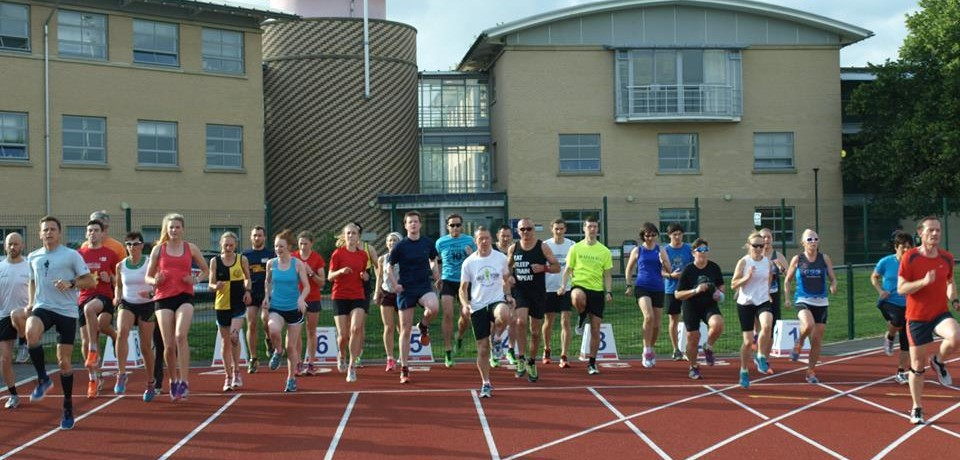 New Running Track Sessions  Start  – TUESDAY 14.July.