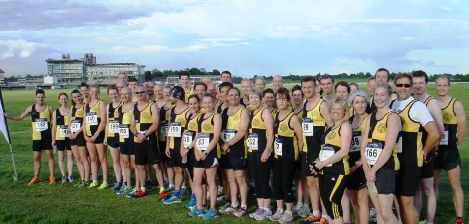 York & District 10k  Road Race Summer League Entry Form.