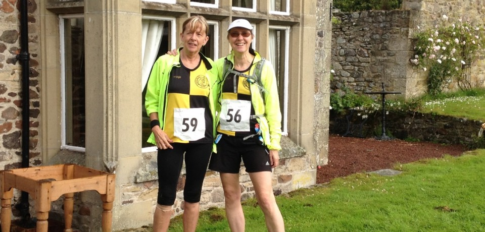 Clennell Trail Marathon and Ten Mile race
