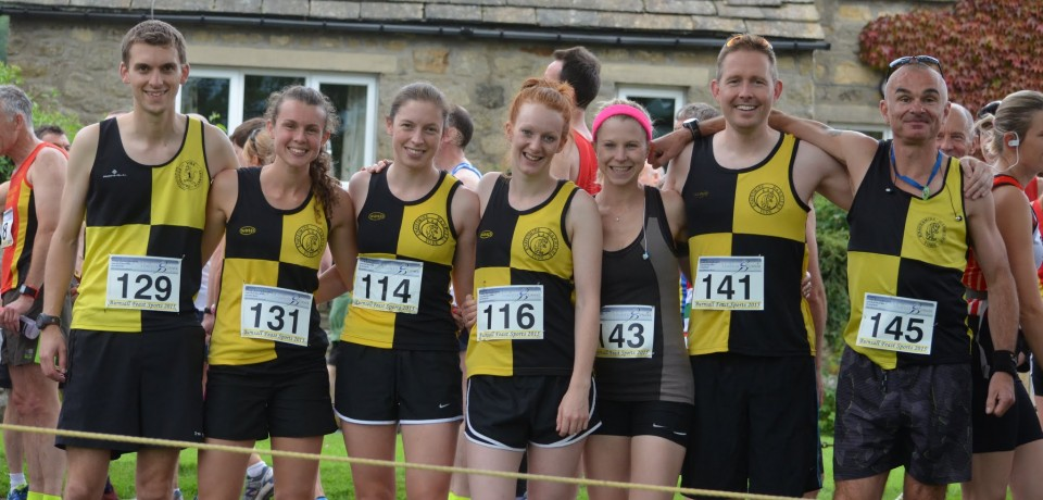 Burnsall 10 Mile and Classic Fell