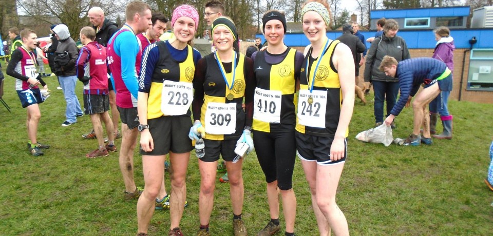 Weekend Round-up  6-7th Feb  : Double Team Victory at Muddy Boots & more…