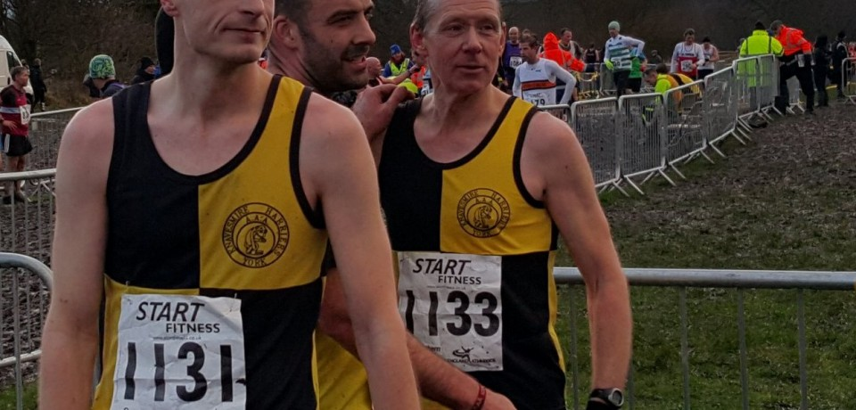 Weekend Round up 30-31st Jan – Northern Cross Country Championships & more…