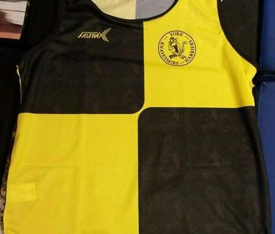 New YKH Club Vests now available.