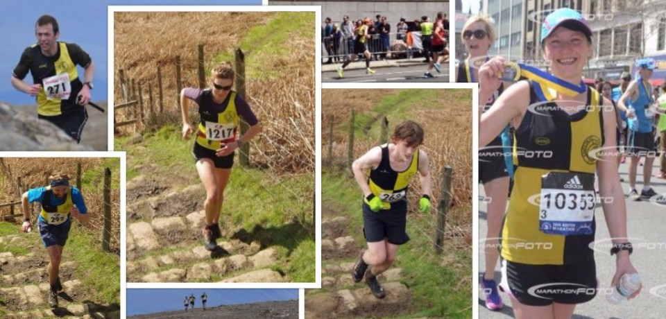 Weekend Round Up 16-17 April.    Boston, Victories at Guisborough & more….