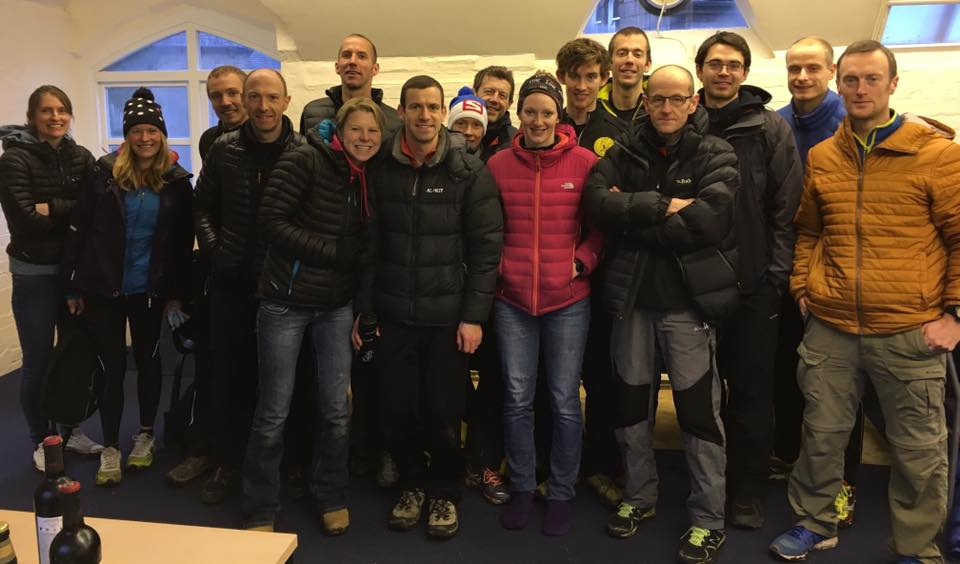 A great team effort from all the Knavesmire runners and supporters on the day.
