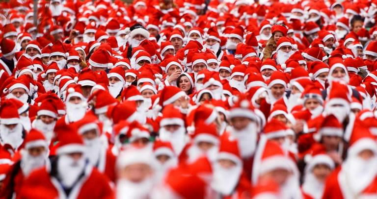 Santa Hat Run – Mon 19th Dec