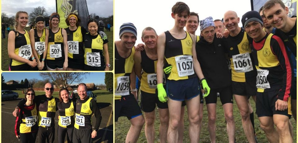 YKH Weekly Round Up – Week Ending 28.Jan – Northern XC Champs and more…….