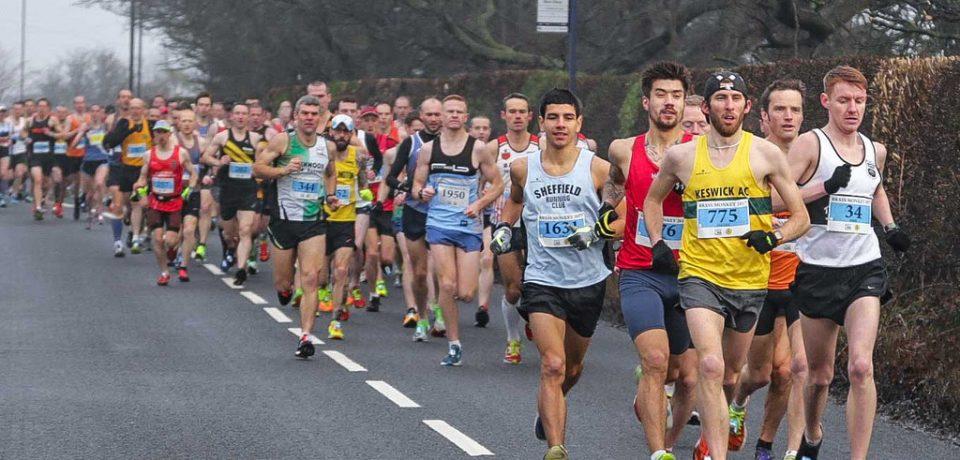 Results and Photos – York Brass Monkey Half Marathon 2017