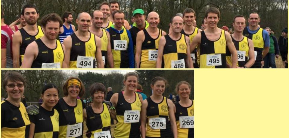 YKH Round Up Week Ending 7.Jan  – York's XC Champs & more …
