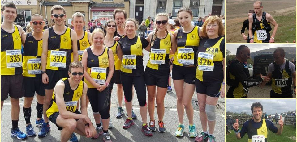 Weekly Round Up, w.e 30th April – Kirkbymoorside 10k , York's 3 Peaks, Keswick Half, Coniston & more…