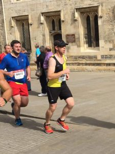 Social Run @ York College | York | United Kingdom