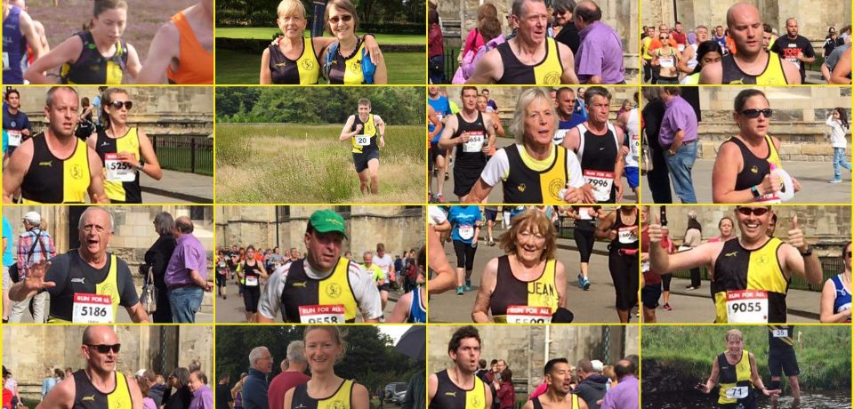 YKH Weekly Round Up w.e 6th Aug – York 10k ,Two Fell Race Ladies Victories & more