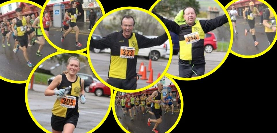 Weekly Round Up w.e  22nd October -Coast 10k, Holmfirth 15 & more..