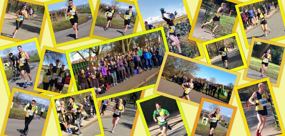 Weekly Racing Round Up- w.e 25.3- Road Relays , East Hull