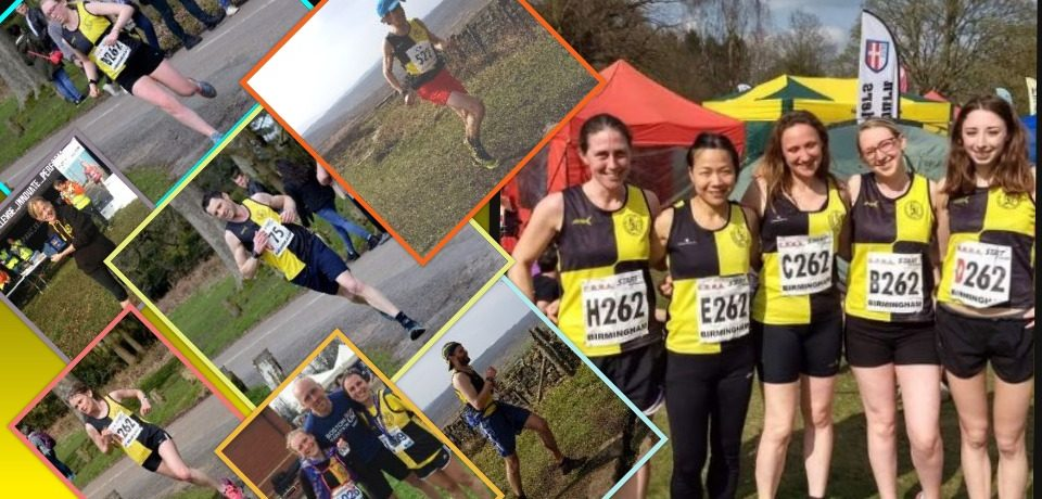 YKH Racing Round Up w.e 15 April -Nat' Relay Champs/Vale of York…