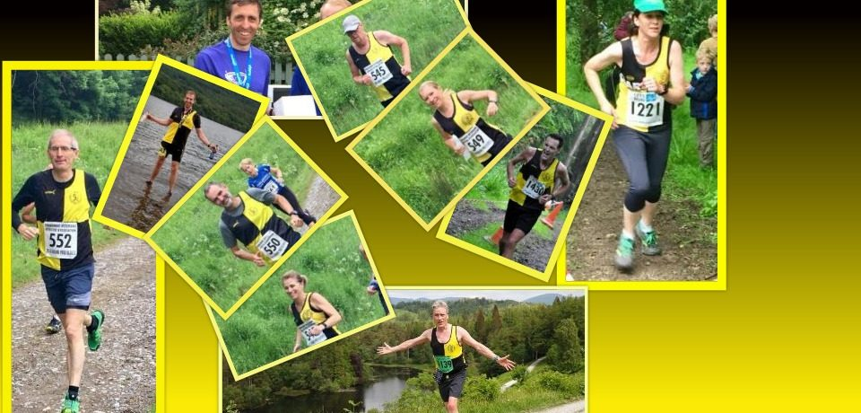 YKH Racing Round Up w.e 3rd June – Mulgrave Castle / Victories at Top of the Wolds / Lakeland Trails / Huddersfield Mara & more.