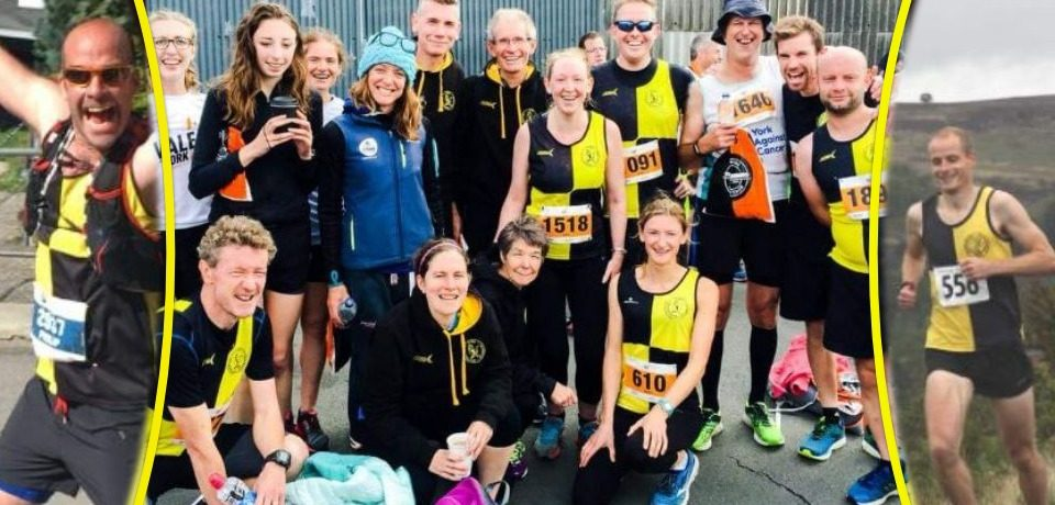 YKH Racing Round Up – w.e 9th Sept' – Great North Run / Vale of York & more…