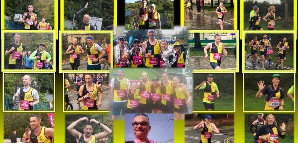YKH Weekly Round Up – w.e 14th October – Yorkshire Marathon & 10 mile / Munich Marathon & Half & more..