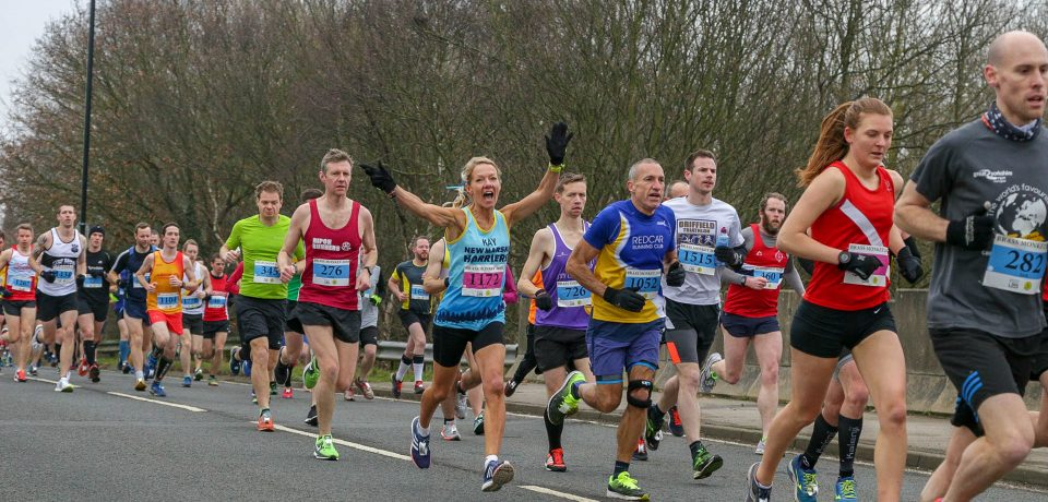 Entries For the York Brass Monkey Half Marathon open 20th October at 7am (Queue opens 6:45am) – Details