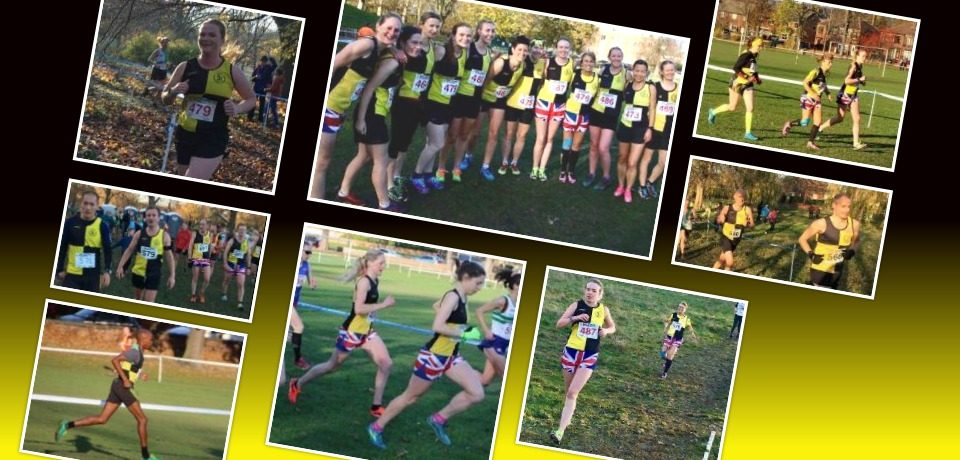 Weekly Racing Round Up- w.e 18.Nov -Wakefield Cross Country Team Win for the Ladies & more…