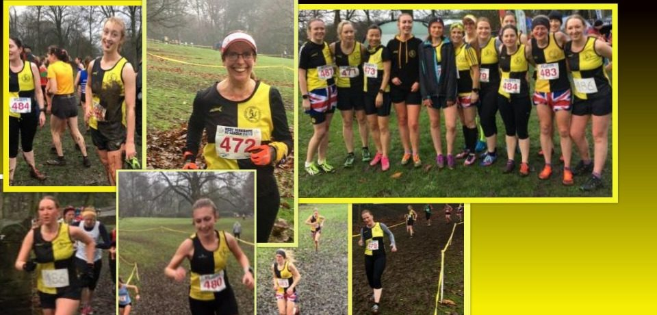Weekly Racing Round up w.e  9th Dec – YKH Ladies  are Cross Country League Champions & more…