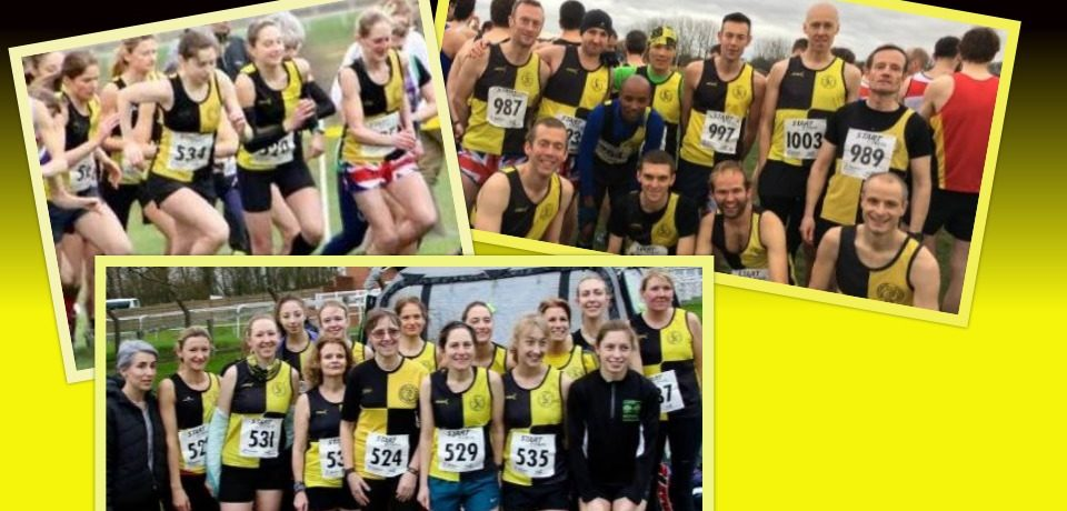 YKH Weekly Racing Round Up – w.e 26th Jan – Northern XC Champs, Meltham,