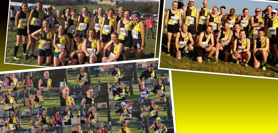 YKH Ladies 11th at National XC Champs, Snake Lane 10, Heartbeat Hobble…