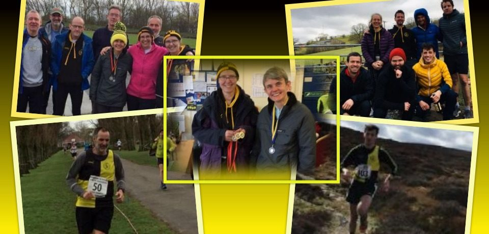 YKH Weekly Racing Round Up – w.e 17th March – Thirsk 10, York's Vets XC Champs, Bradford 10k & more…
