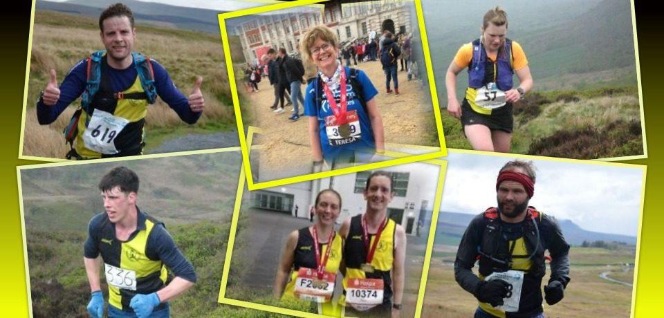 YKH Weekly Racing Round Up – London Marathon, Yorkshire 3 Peaks, Hamburg Marathon, Blakey Blitz & more…