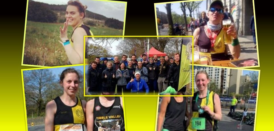 YKH Weekly Racing Round Up- w.e 7th April – National Road Relays / Manchester Marathon & more…