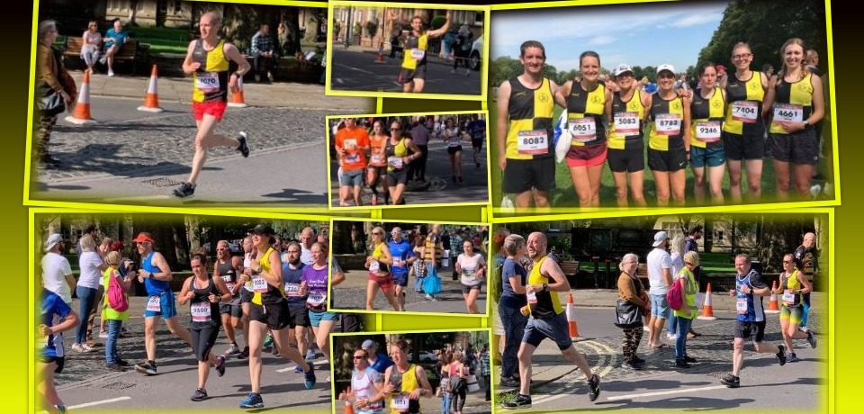 YKH Weekly Round Up w.e 4th August – York 10k, Osmotherly & more..