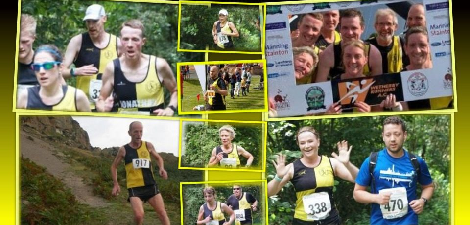 YKH Weekly Racing Round Up – w.e 1st Sept' – Wetherby & Tholthorpe 10k's & more…
