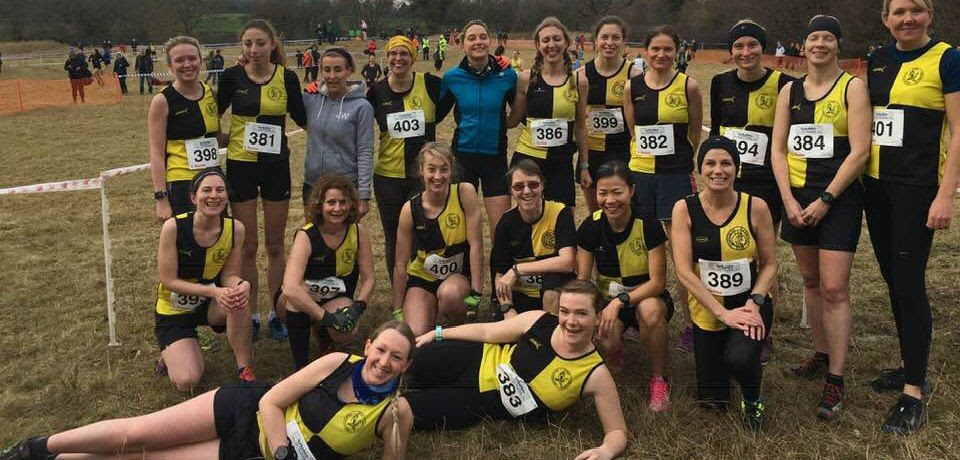 Dates & entry info for West Yorkshire Cross Country League