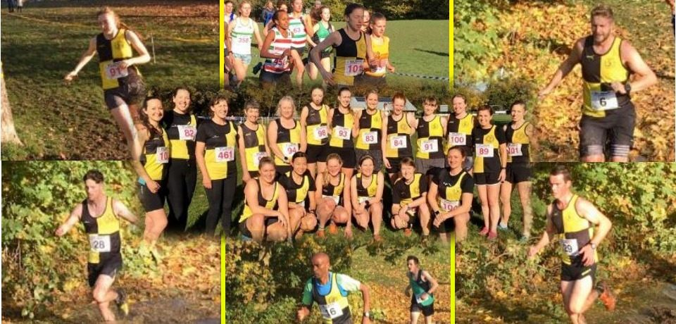 YKH Weekly Racing Round Up – w.e 27th October – XC Guiseley/ Abbey Dash / Wistow