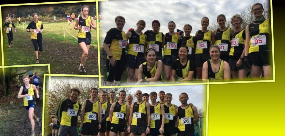 YKH Weekly Racing Round Up – w.e 17th Nov – XC League Race #3 / Tad 10