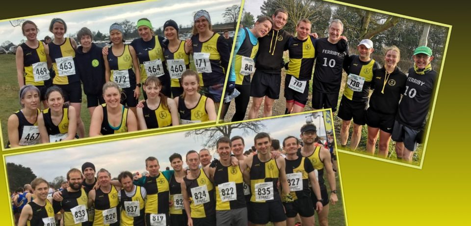 YKH Weekly Racing Round Up – w.e 26th Jan – Northern XC Champs, Ferriby & more…