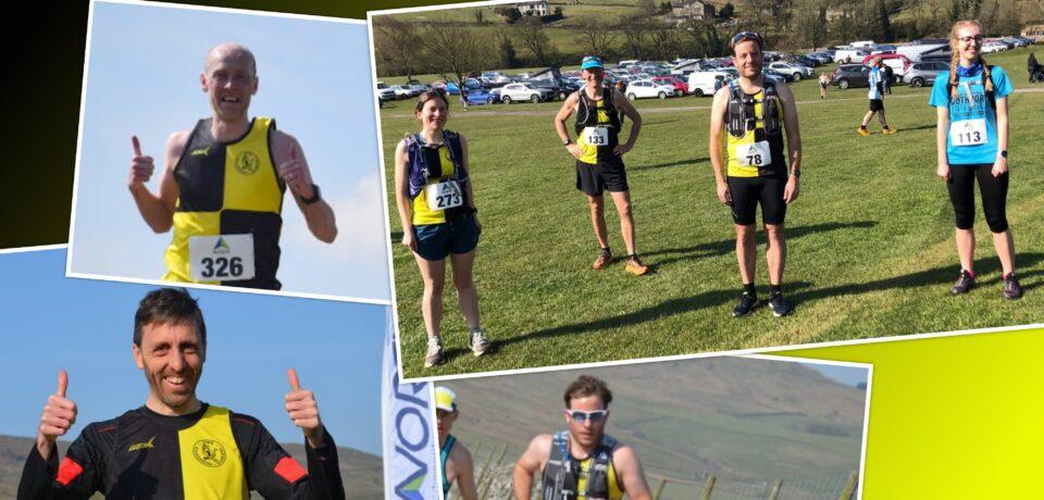 Racing Round Up w.e 17th April 2021 – Burnsall Trail Half Marathon.