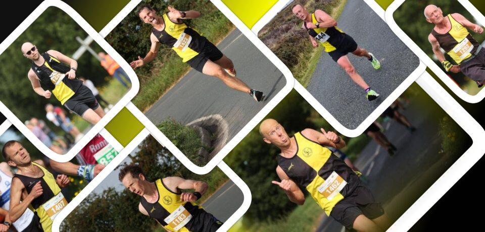 YKH Racing Round up – w.e 12th September – Great North Run, Vale of York Half, Tholthorpe 10k, Castleton & parkruns.