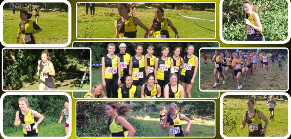 YKH Racing Round Up – w.e 3rd Oct – London Marathon, Ladies XC Clean Sweep & more…